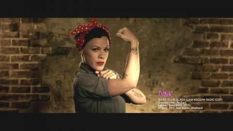 Raise Your Glass – Pink's Ode to Misfits & Renegades