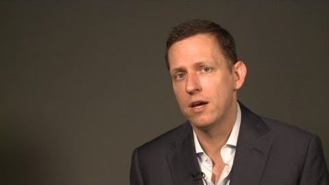 Peter Thiel's Startup Advice