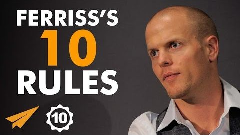Ten Rules For Succeeding in Business