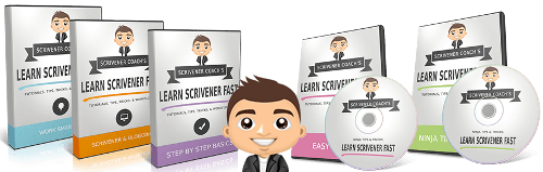 Learn-Scrivener-Fast