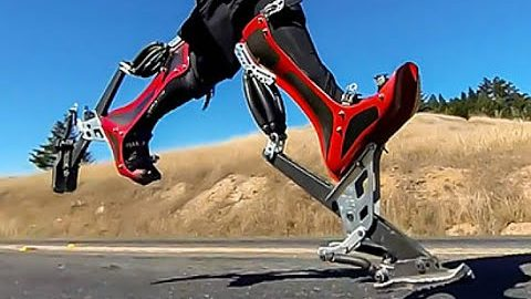 The Transportation Fitness Device of the Future?