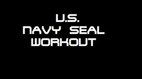 Welcome to The U.S. Navy SEAL Grinder… A Workout For Everyone!
