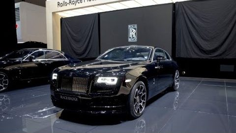 Not Your Father's Rolls Royce