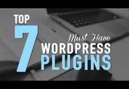 Free WordPress Plugins That Rock!
