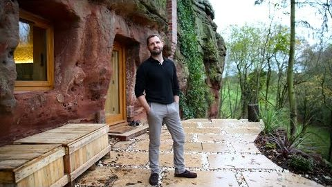 700-year Old Cave Is This Man's Gorgeous Home