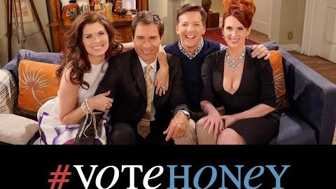 """""""Will & Grace"""" Reunite To Rip On The 2016 Election"""