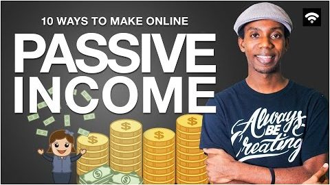 Go-To Ways to Earn Passive Income