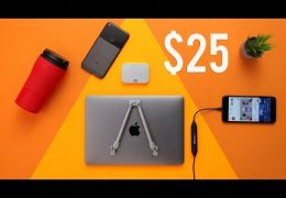 Holiday Tech Gifts Under $25 (2016)