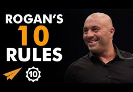 Improve Your Life With Rogan's Rules For Success
