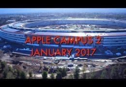 Apple's New $5 billion UFO-like Headquarters