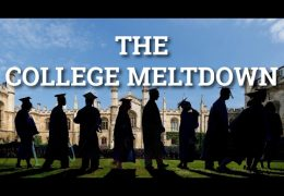 College: The Fast track to Financial Destruction