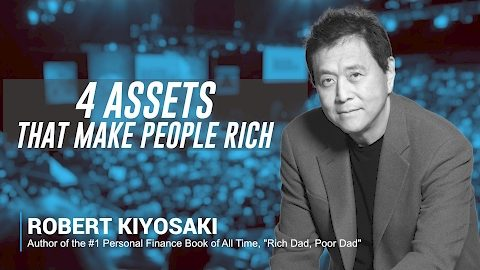 The 4 Assets That Make People Rich
