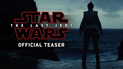 The New Star Wars Trailer Just Dropped