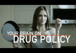 Actress Spoofs 1997's 'Brain on Drugs' Commercial