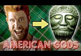 The Mythology Behind American Gods
