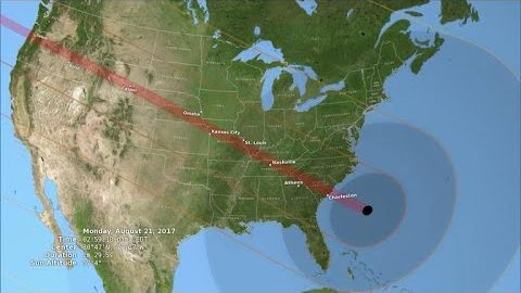 The Most Unusual Solar Eclipse In U.S. History