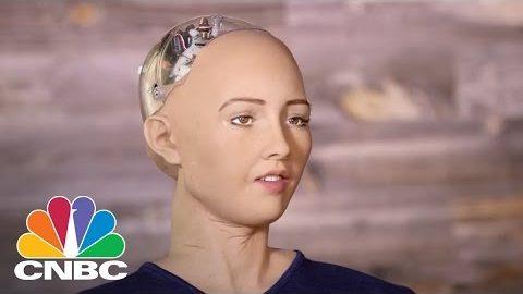 Humanlike Robot Wants To Destroy Humans – Huh?
