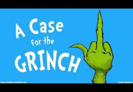 The Grinch Doesn't Hate Christmas