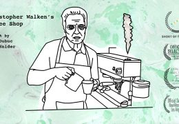 Christopher Walken's Coffee Shop