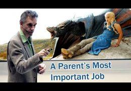 A Parent's Most Important Job